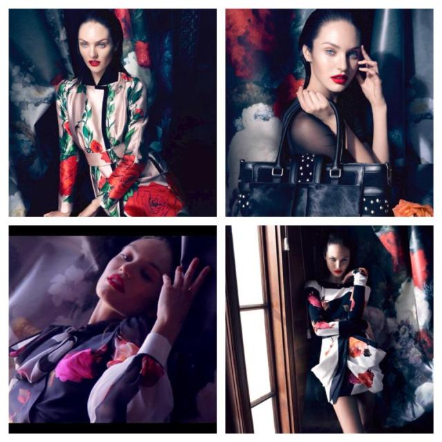 Editorial: Blumarine Fall '13 campaign